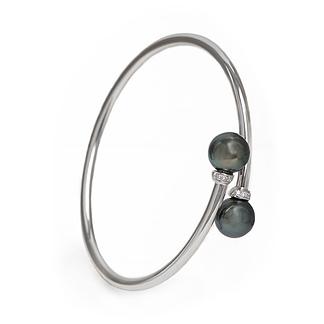 Photo produit bracelet jonc et perles
