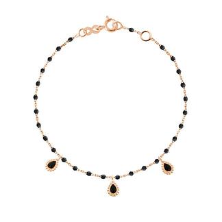 Bracelet Lucky Cashmere noir