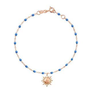 Bracelet Soleil bleu
