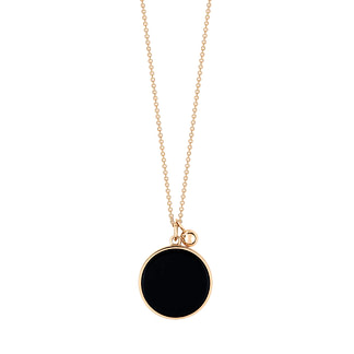 Collier Ever Onyx Disc