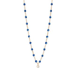 Collier Gigi Suprême bleu