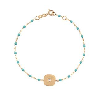 Bracelet Miss Gigi turquoise vert
