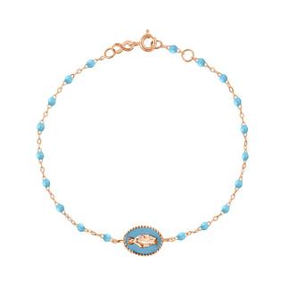 Bracelet madone turquoise