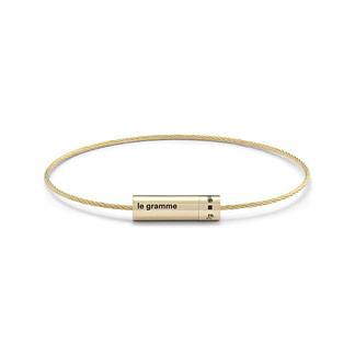 Bracelet câble le 7g
